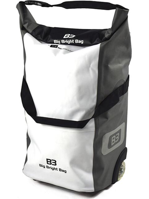 B&W International B3 pyörälaukku , valkoinen/musta
